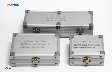 China 75mm x 43mm x 12.5mm Ultraschallkalibrierungsblock-/-Ultraschallprüfungsblöcke fournisseur